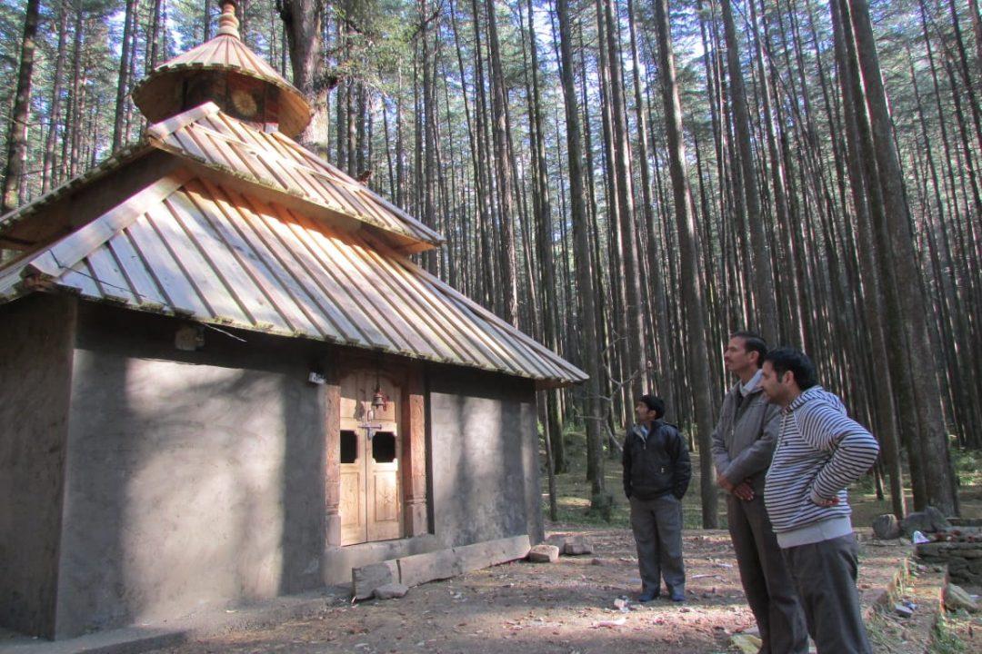 Devalsari forest rest house, uttarakhand