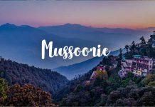Mussoorie