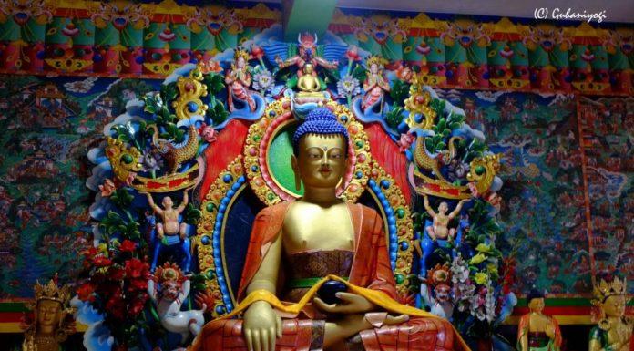 Gitkolbong Buddha